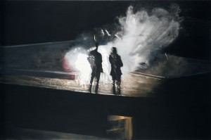 Ghosts, 2008/2009, 200 x 300cm